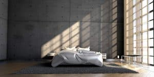 Test sengen derhjemme